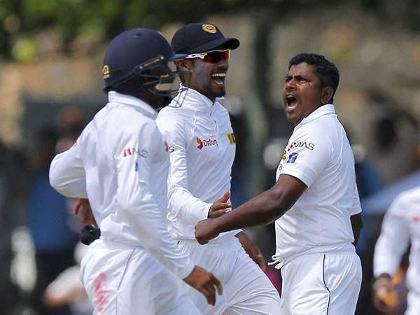 Pakistan Collapse For 114 Against Sri Lanka To Lose 1st Test