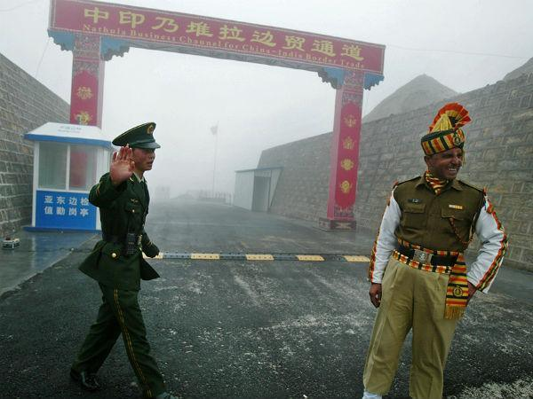 Chinese Army S Activity Doklam Bhutan Talks China