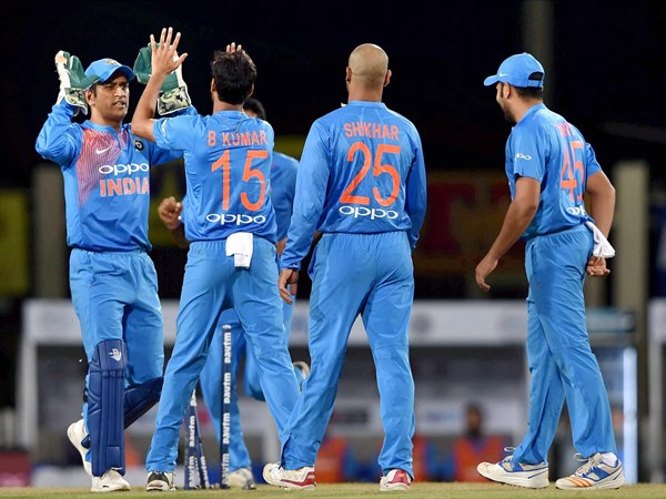 Dominant India Look To Wrap Up T20 Series