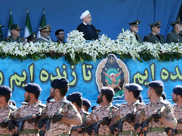 Iran Warns Us Of Possible Missile Attack If It Imposes New Sanctions