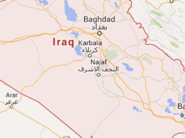 Iraqi Forces In Full Control Of Kirkuk