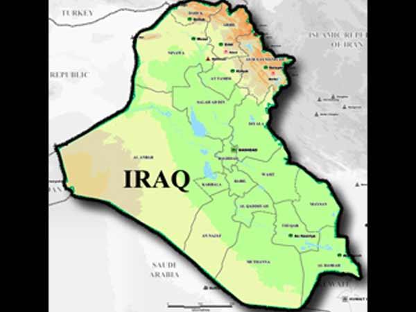Iraq Says Pmf Is Hope Of Iraq And Region