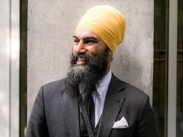 Jagmeet Singh Canadas Party