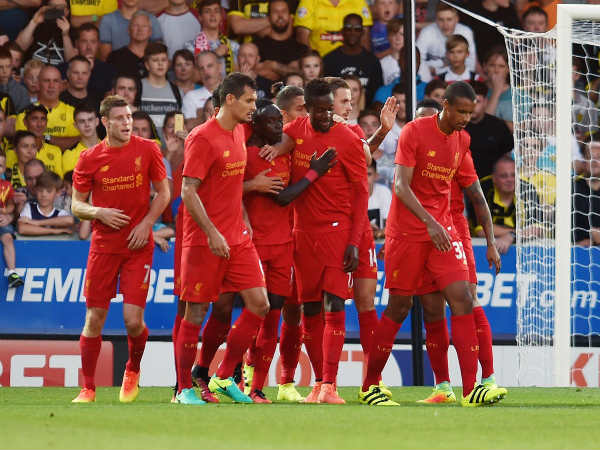 Liverpool Manchester City Win Real Held By Tottenham