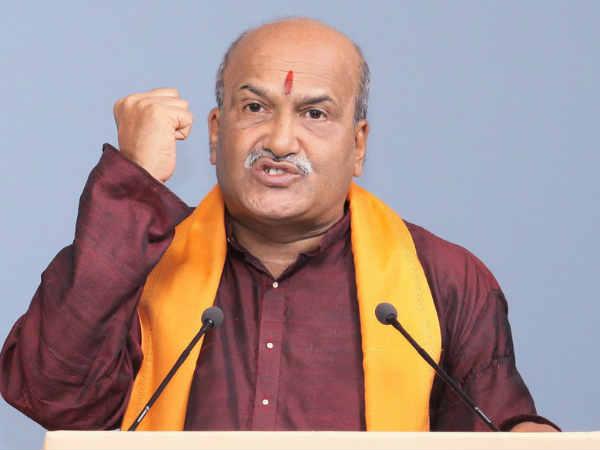 Hindus Should Keep Swords At Home Mutalik