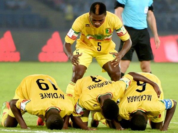 Under 17 World Cup Mali Beat New Zealand Paraguay Beat Turkey