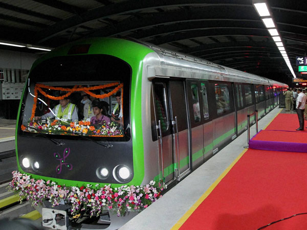 Coming Soon Eateries Salons At Bengaluru Metro Stations