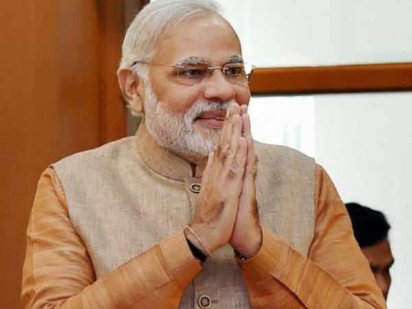Narendra Modi In Gujarat Vadnagar Gives Me The Energy To Work Harder