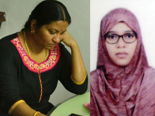 Hadiya Case Nimisha Fathima Mother Filed Request Supreme Court