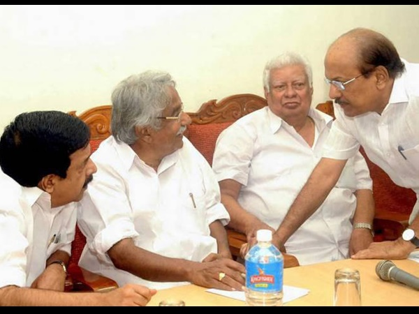 Udf Meeting In Kozhikode