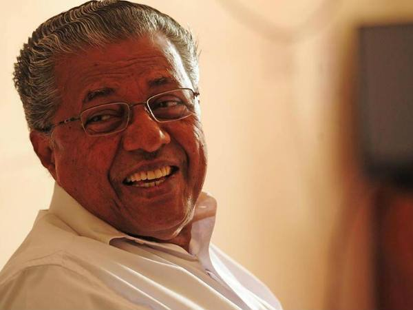 Pinarayi Says Not Give Solar Report To Oommen Chandi