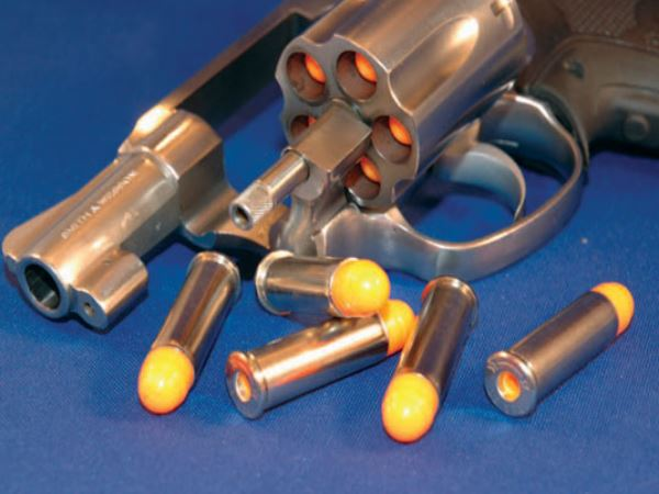 Crpf Sends New Plastic Bullets
