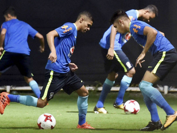 Distraught Brazil Players Blame Poor Finishing For Semifinals Loss