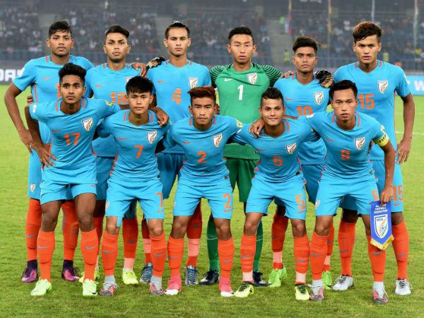Little Rest Indias U 17 Team Back To Training