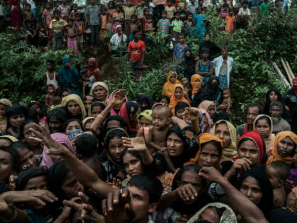 Myanmar Rohingya Crisis Us Withdraws Military Assistance