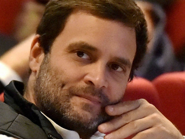 Rahul Gandis Weather Forecast For Gujarath Aiming Modis Visit