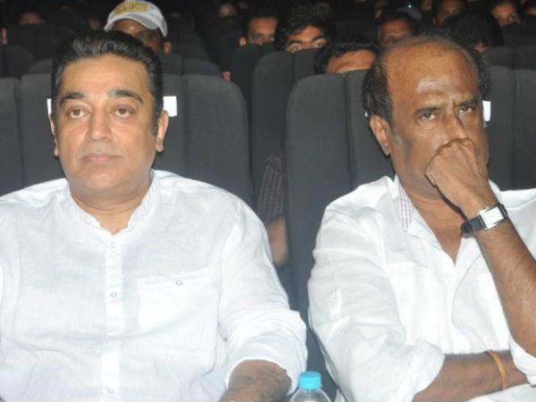 Is Kamal Haasan Tweet A Jibe At Rajinikanth