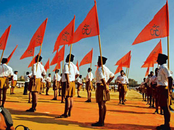 Rss Membership Shakhas Are Increased