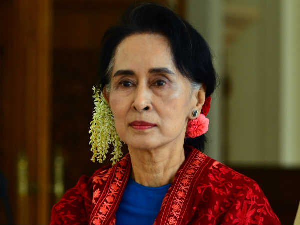 Aung San Suu Kyi Stripped Of Oxford Honour