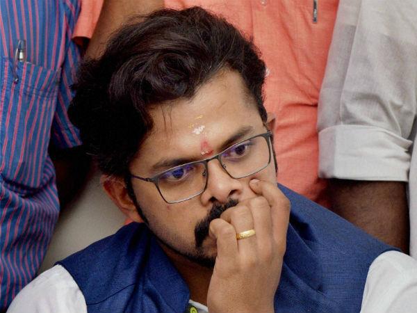 Sreesanth Not Getting Help Form Kerala Govt