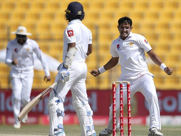 Pakistan Hit Back After Conceding Big Lead Vs Sri Lanka
