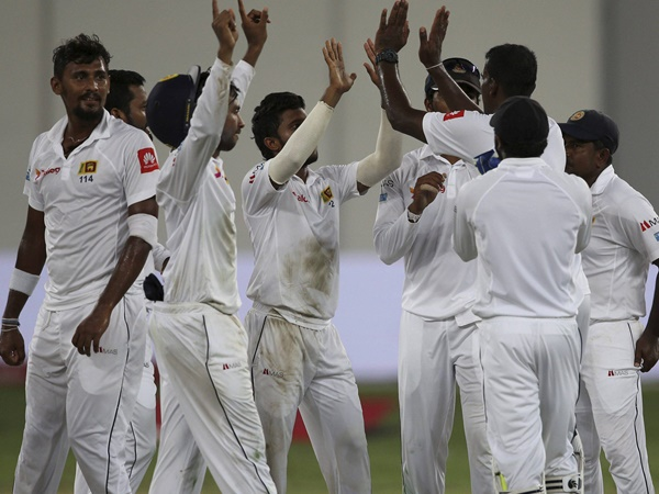 Sri Lanka Beat Pakistan 68 Runs Second Test