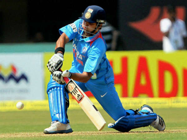 Contenders For The Number Six Spot In The Indian Batting Order Odis