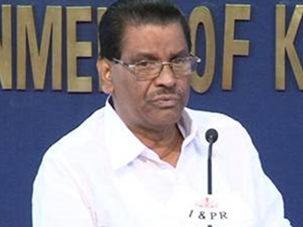 Thiruvanchoor Radhakrishnan On Solar Issue
