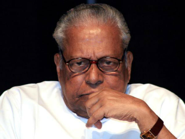 Former Personal Assistant A Suressh Against Vs Achuthanandan