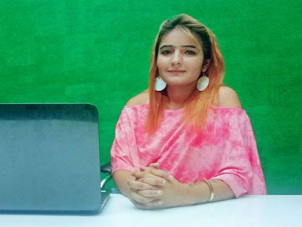 My Husband Killed Harshita Dahiya Alleges Haryanvi Singer Sister