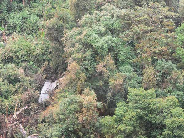 Air Force Chopper On Training Sortie Crashes Near Arunachals Tawang