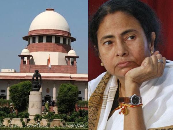 Sc Raps West Bengal Govt Challenging Aadhaar Come As Individual Mamata Told