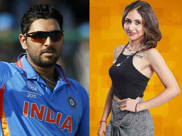 Yuvraj Singh Booked For Domestic Violence By Brother S Wife