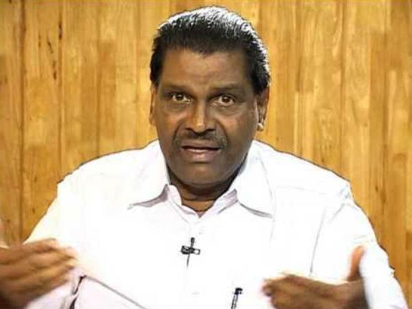 Thiruvanchoor Radakrishnan Speech About Cpi Kottayam