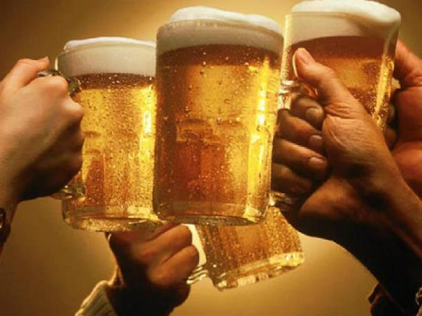 A Report Describes That 34 People Kerala Consume Alcohol Everyday