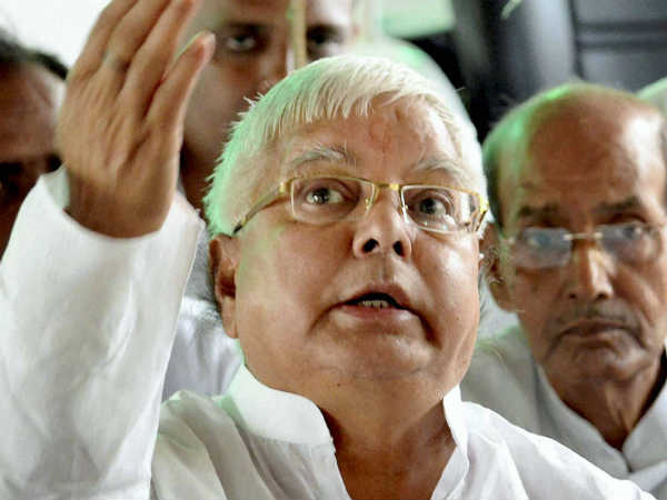Lalu Prasad Yadav Says People Are Now Scared Of Cows Because Of Narendra Modi Government