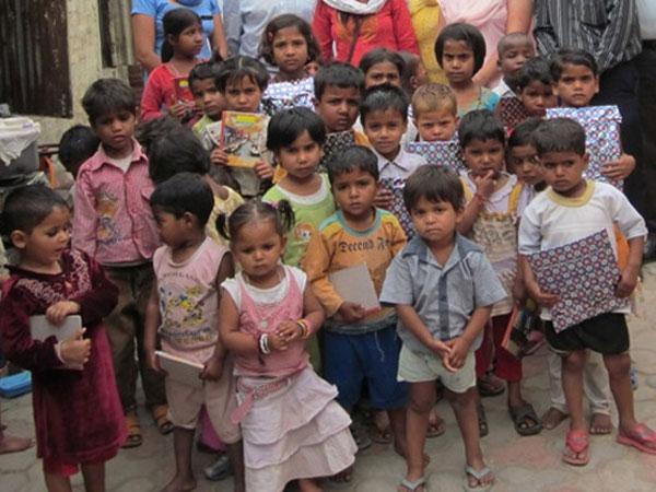 Something Went Wrong In Food Given To Anganwadi Children By Teacher