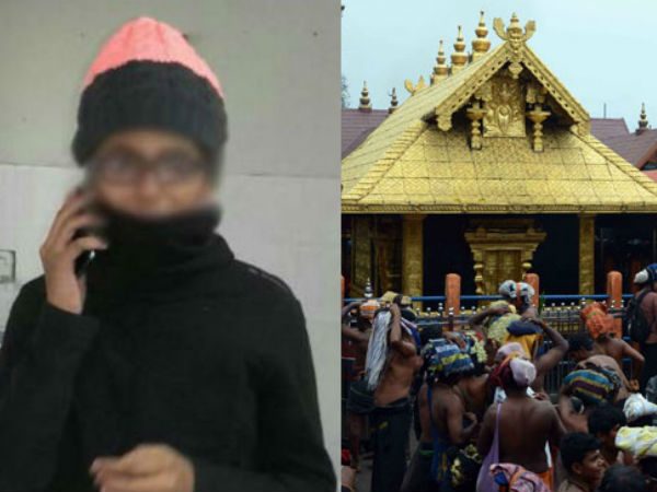Year Old Girl Tried Enter Sabarimala Temple