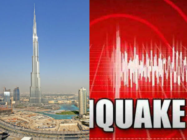 Earthquake Rumours In Gulf What Is Realty
