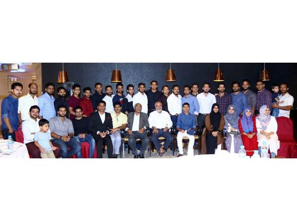 Kannur Kaoser Senior Secondary School Conducted Ex Students Get Together