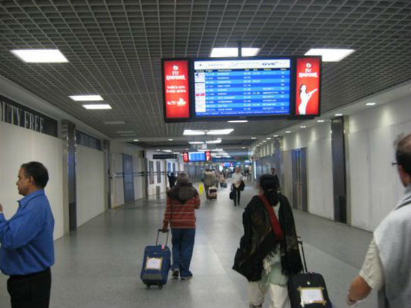 Airports On High Alert Wake Terror Attack Intel