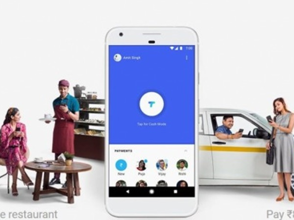 Google App Tez Gets 10 Mn Users Starts Bill Payments Challenged Paytm