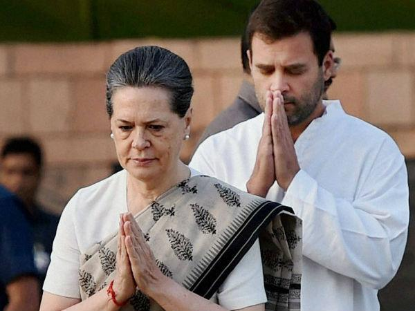 My Role Is To Retire Says Sonia Gandhi On Son Rahuls Elevation