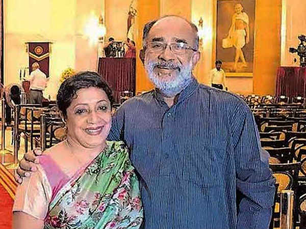 Alphons Kannanthanam Talks About His Wife Trolls