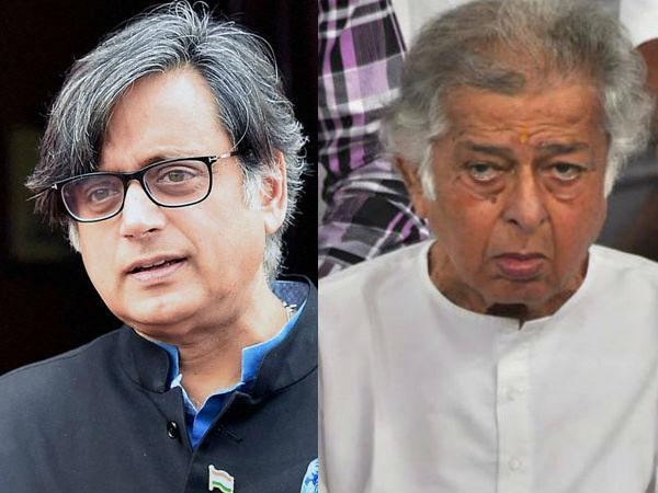 Actor Shashi Kapoor Dies Congress Leader Shashi Tharoor Gets Condolence Calls