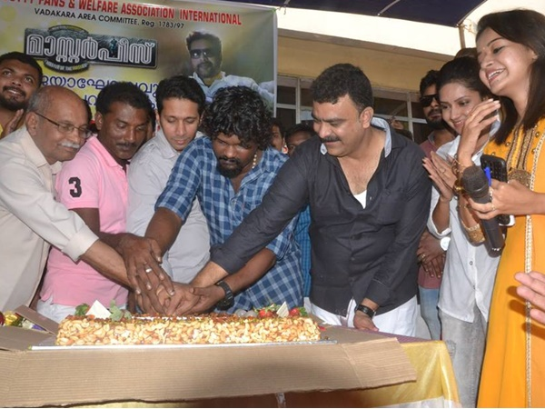 Success Celebrations Of Master Piece Movie And Reception For The Crew Members