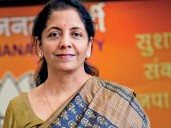 Cyclone Ockhi Defence Minister Nirmala Sitharaman Visit Thi