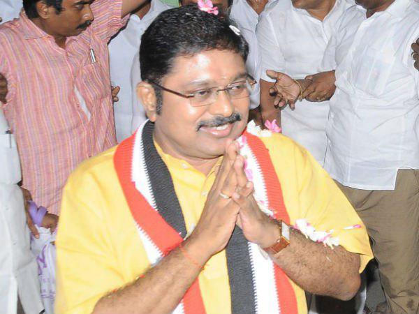 Rk Nagar Election Tvv Dinakaran Won By Election