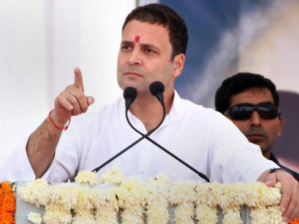 Central Govt Leads Nation Backwards Says Rahul