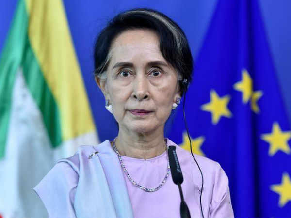 Parents Demand Aung San Suu Kyi Is Cut From Children S Book